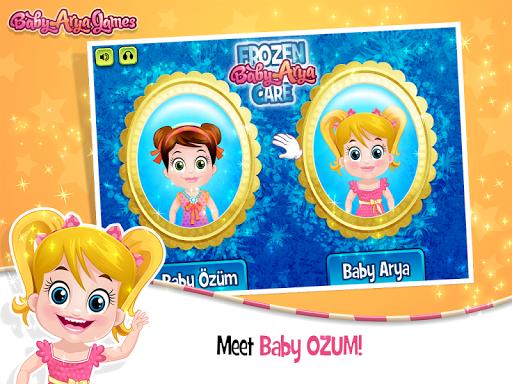 Arya Frozen Baby Care 1.0.1 screenshots 2