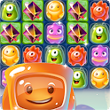 Sky Hero & Friends- Match 3 Puzzle Game icon