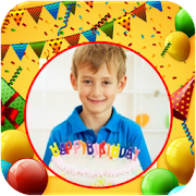 Birthday Invitation with Photo