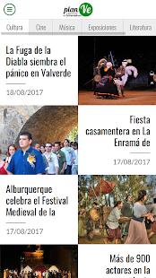 PlanVe la guía de ocio de Extremadura - náhled