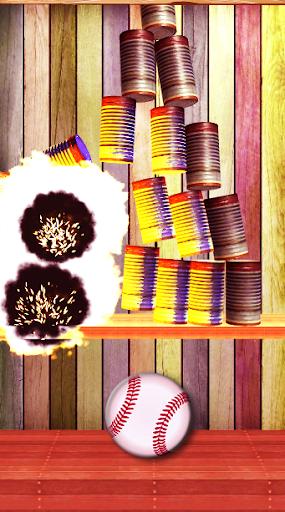 Knock Down Cans : hit cans apktram screenshots 3
