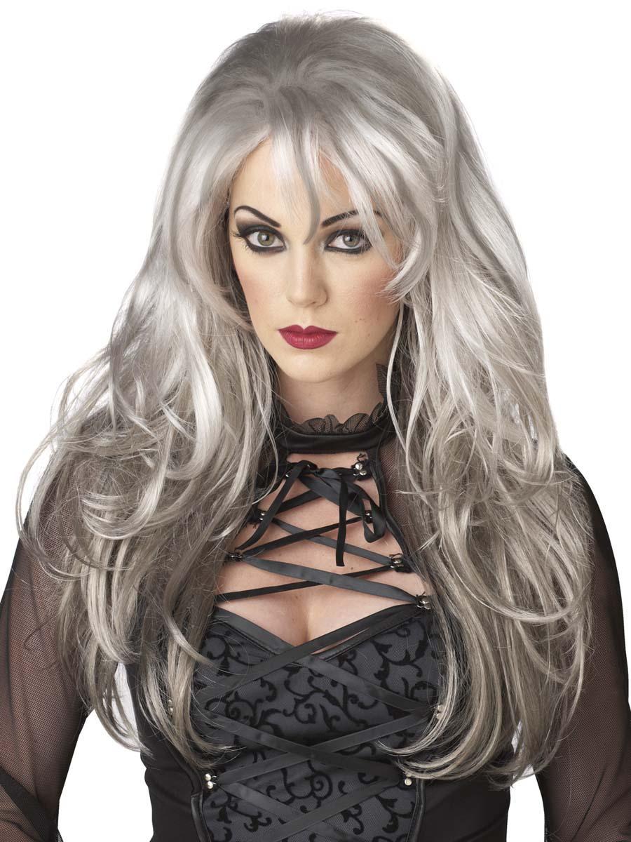 Hasil gambar untuk halloween wig