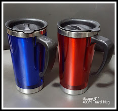 Photo: iScape N11 Travel Mug
