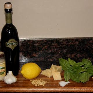 White Pesto Sauce Recipes.