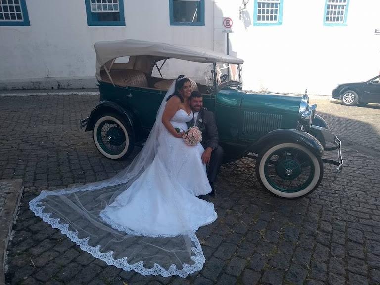 Ford 1929 Convesível Hire São João Del Rey