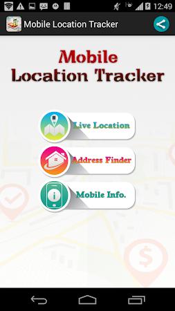 Live Mobile address tracker 1.9.23 screenshot 254765