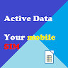 Data Plan Active for Your MOBILE SIM icon