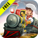 3D Train Game For Kids - Free Vehicle Driving Game icon