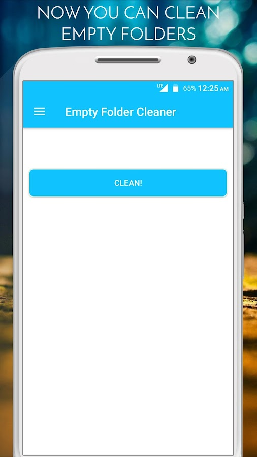 how to find empty folders in android