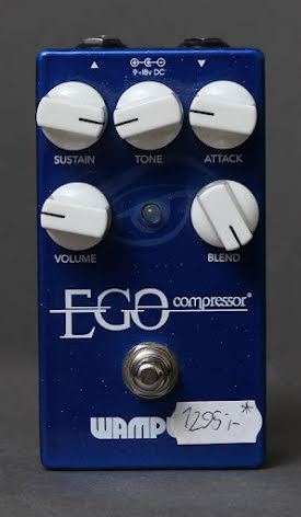 Wampler Ego Compressor USED. Very good condition. With box.