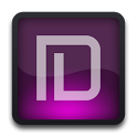 Dera Pink - Icon Pack icon