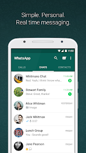 WhatsApp Messenger 2.18.376 beta