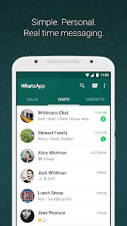 WhatsApp Messenger screenshot 00