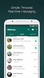 WhatsApp Messenger poster