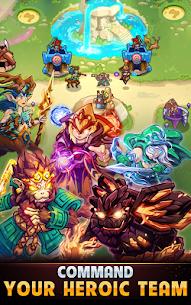 Kingdom Defense: Hero Legend TD MOD (Unlimited Gold/Gems) 2