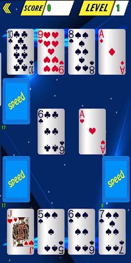 Speed Card Game (Spit Slam)  screenshots 3
