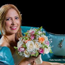 Wedding photographer Pedro Elias Saavedra (pedroeliassa). Photo of 08.06.2017