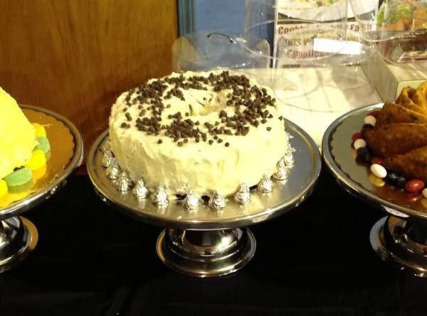 Dutch Chocolate Bundt Cake