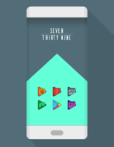 DARKMATTER – ICON PACK 8.5 Mod + Data for Android 3