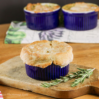 Old-Fashioned Chicken and Vegetable Pot Pie (Gluten-Free options).
