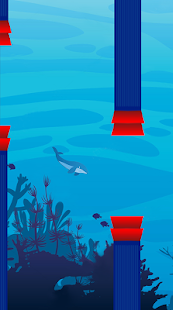 Blue Whale Tap Challenge Screenshot