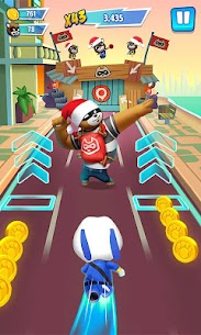 Talking Tom Hero Dash Run Game 1.5.0.833 MOD (Unlimited Money) 3