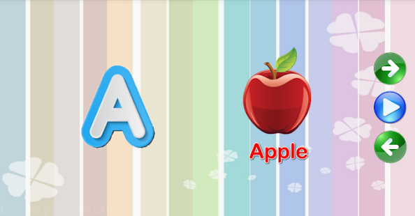 ABC 123 Education alphabet Apps free for family - náhled