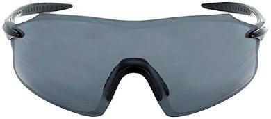 Optic Nerve Fixie PRO Sunglasses: Shiny Black with Smoke Lens alternate image 0