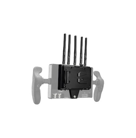 Bolt 4K RX Monitor Module for Cine 7 and 702 Touch - V-Mount