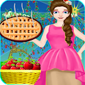 Cooking Apple Pie Chef icon