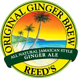 Logo for Reed's Ginger Beer