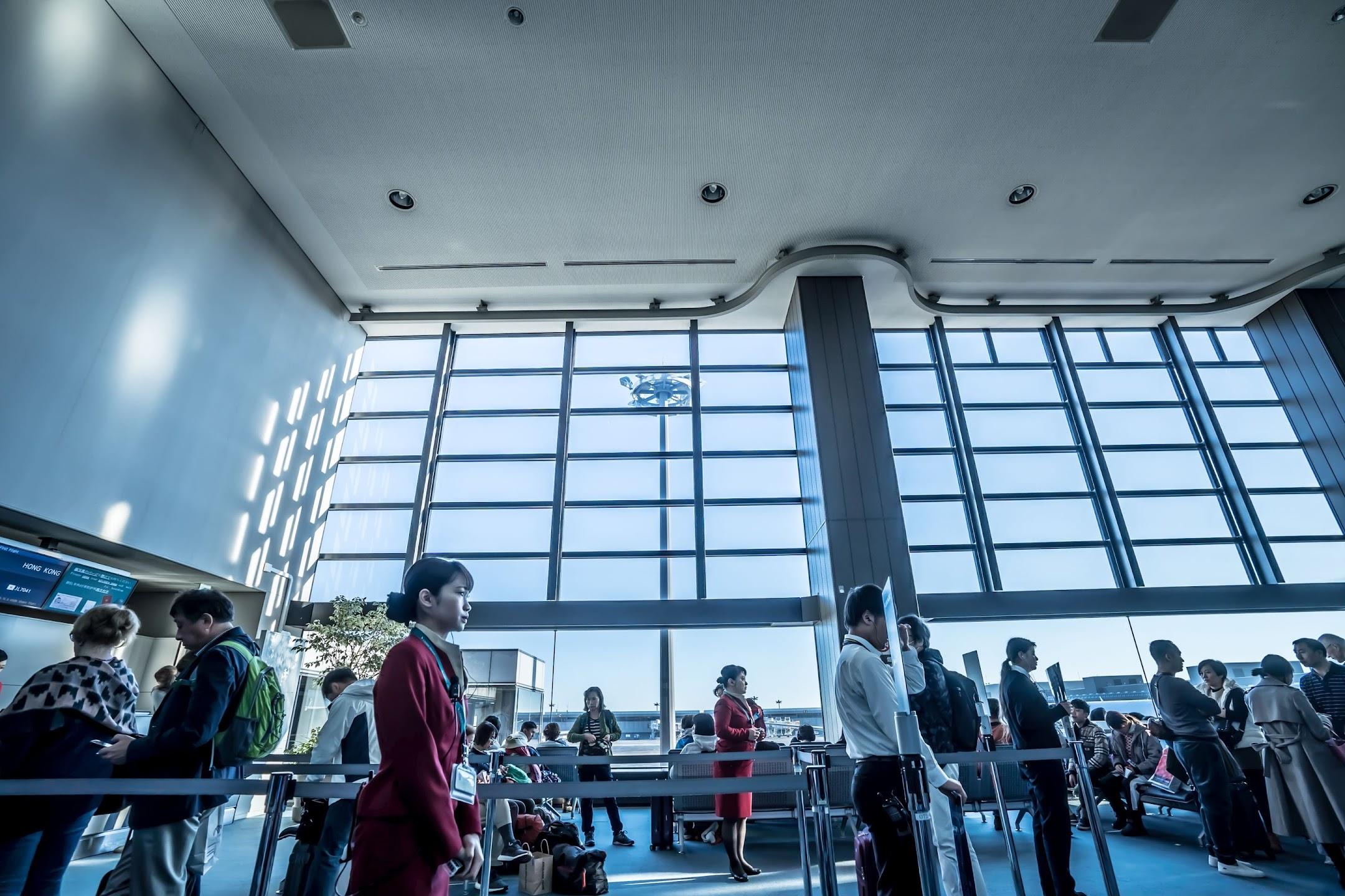 Narita International Airport Cathay Pacific2