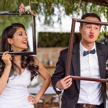 Fotógrafo de bodas Bozhidar Krastev (vonleart). Foto del 08.12.2017