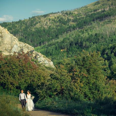 Wedding photographer Nadezhda Akulova (AkulovaNadezhda). Photo of 10.09.2016