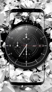 Analog Clock Live Wallpaper - náhled