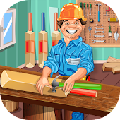 Cricket Bat Factory and Maker Game