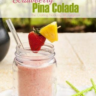 Strawberry Pina Colada.