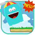 Happy Monster Jump icon