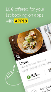 TheFork – Restaurants booking and special offers 1
