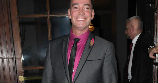 Craig Revel Horwood planning to make his own champagne