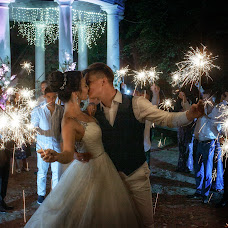 Wedding photographer Aleksey Galushkin (photoucher). Photo of 27.10.2018