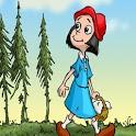 Красная Шапочка - Книга детям icon