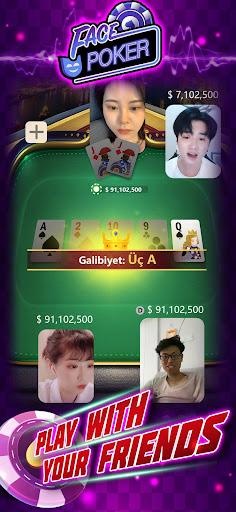 FacePoker - Live Texas Hold'em 1.7.4 screenshots 1