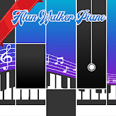 Alan Walker Piano Tiles Game Magic