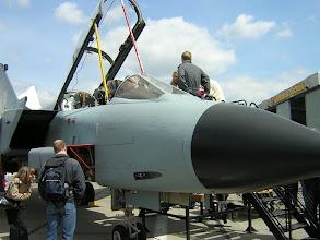 Photo: Samolot wielozadaniowy Tornado (Niemcy)