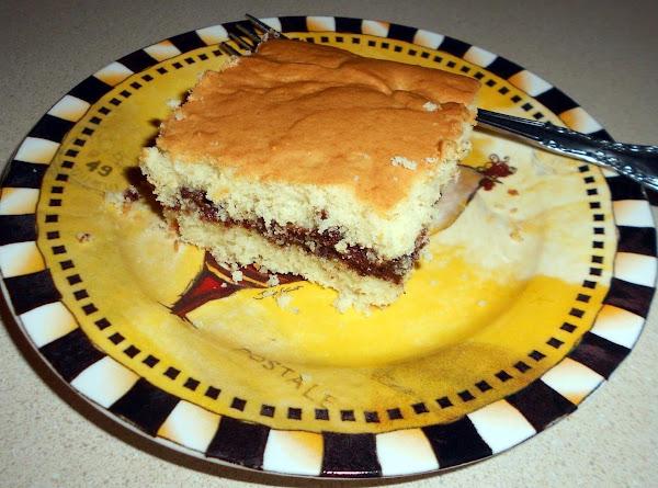 Chocolate Chip Cake Recipe