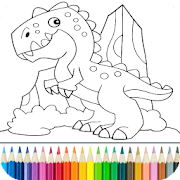 App Dino Coloring Game APK for Windows Phone