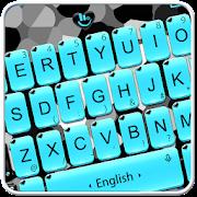 App Cyan Heart Love Keyboard Theme APK for Windows Phone