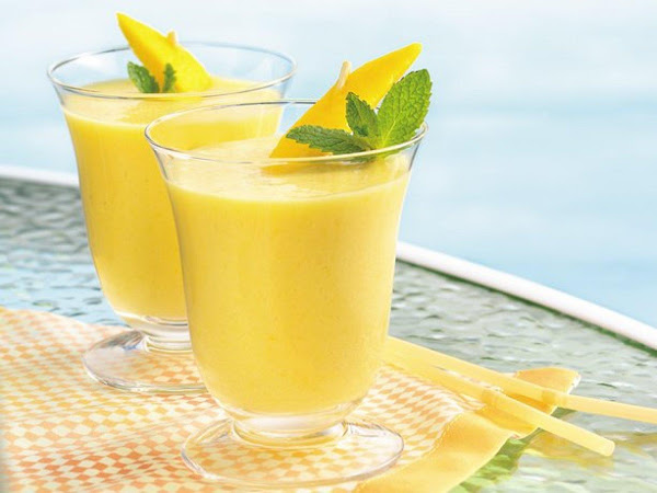 Creamy Mango Smoothies Recipe