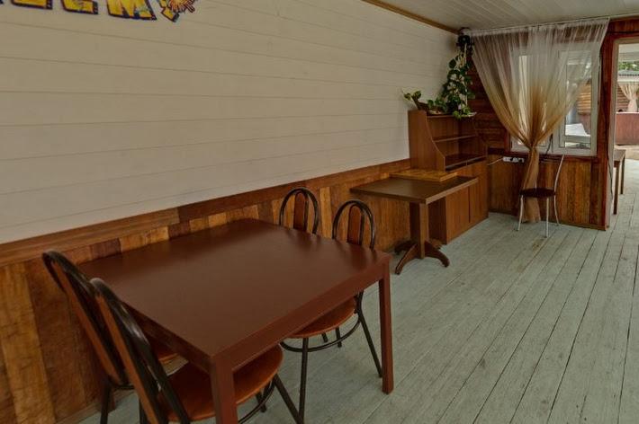 Фото №5 зала Зал «Корабль»